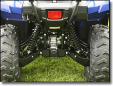 Grizzly 700 FI ATV