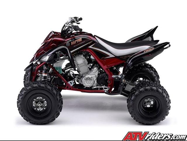 2009 Yamaha Raptor 700r Performance Sport Atv Model Preview