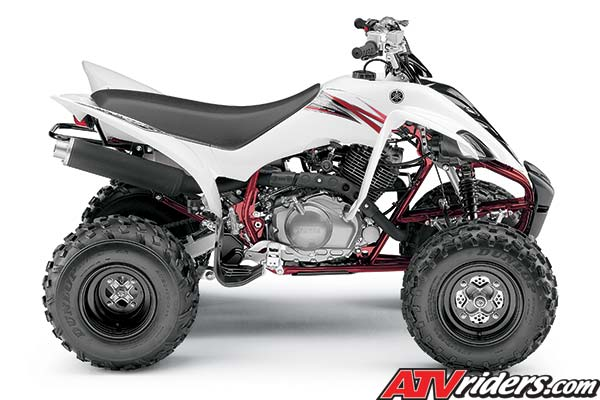 2009 yamaha raptor 350 sport atv model specifications. Black Bedroom Furniture Sets. Home Design Ideas