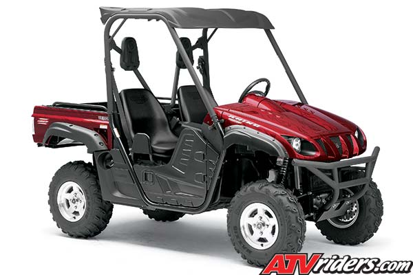Yamaha Rhino Rear Diff Oil Capacity