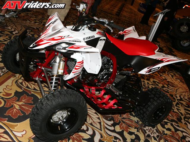 2009 Yamaha YFZ 450