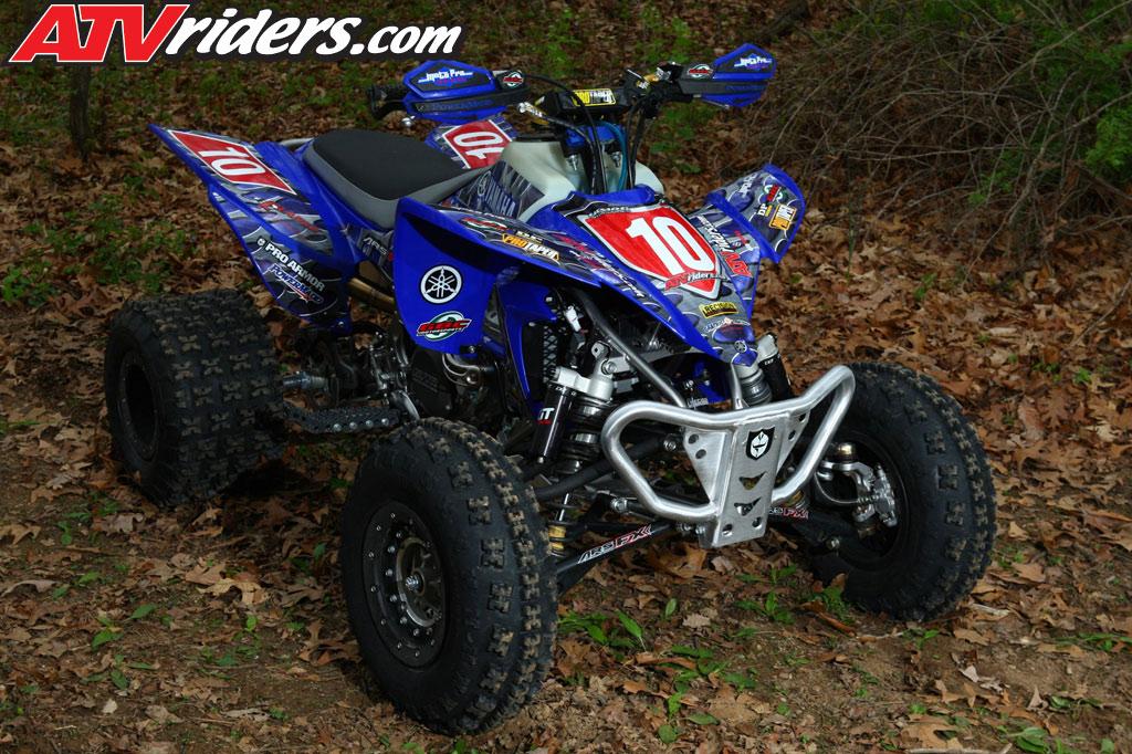 Motorcycle Dealer Near Me >> Jarrod McClure's 2009 Yamaha YFZ450 GNCC Pro ATV Build Review