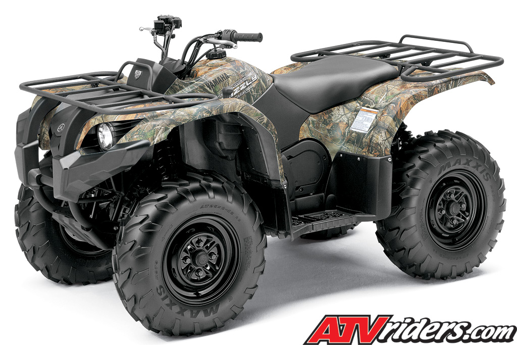 New 2011 yamaha grizzly 450 4x4 eps sport utility atv for Yamaha grizzly atv