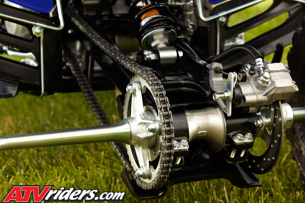 New 2011 Yamaha Raptor 125 Youth Sport ATV Announced