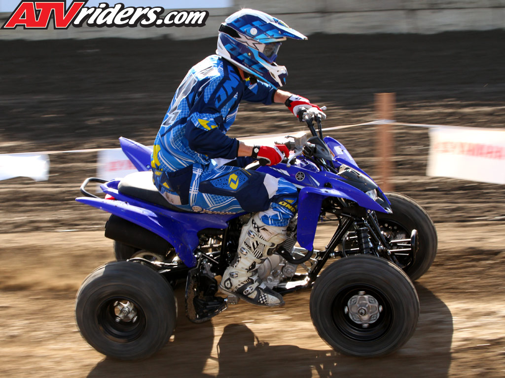 2011 yamaha raptor 125 sport atv test ride review for Atv yamaha raptor 125cc
