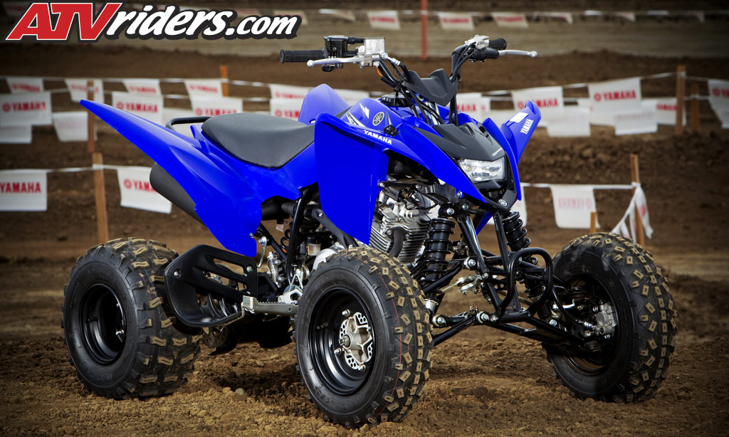 2011 yamaha raptor 125 sport atv test ride review. Black Bedroom Furniture Sets. Home Design Ideas