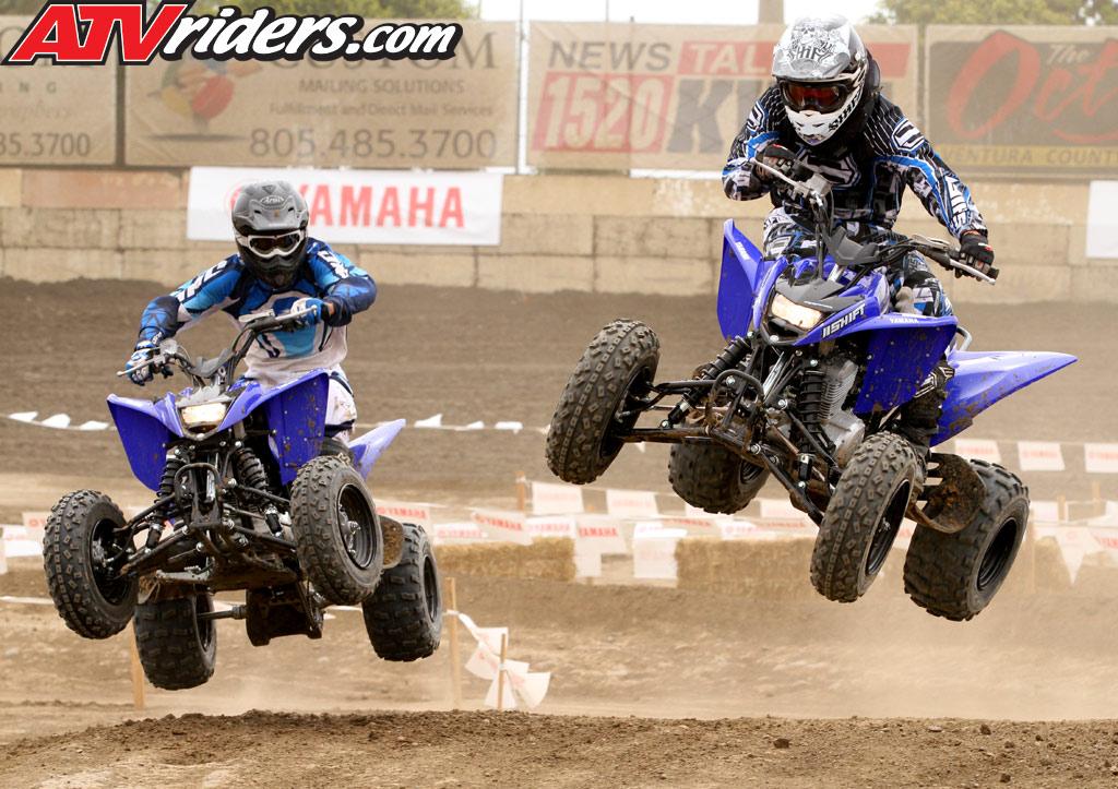 2011 Yamaha Raptor 125 Sport ATV Test Ride Review