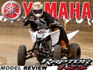 2011 Yamaha Raptor 125 Sport ATV Test Ride Review