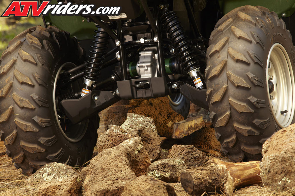 Yamaha's 2012 Grizzly 700 & Grizzly 550 ATVs Now Assembled