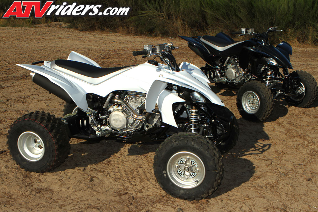 2012 Yamaha YFZ450 ATV Test Ride / Review
