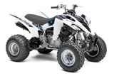 Yamaha Raptor 360 ATV