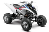 Yamaha Raptor 700 ATV