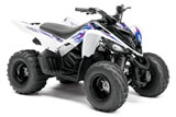 Yamaha Raptor 90 Youth ATV