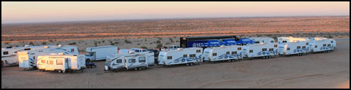 Camp N' Style Campers Glamis Sand Dunes