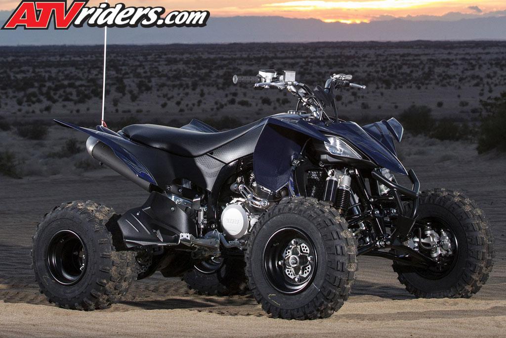 Yamaha Raptor Review