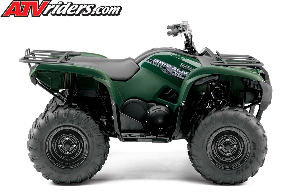 2014 yamaha grizzly 700 fi auto 4x4 utility atv for 2014 yamaha grizzly 700