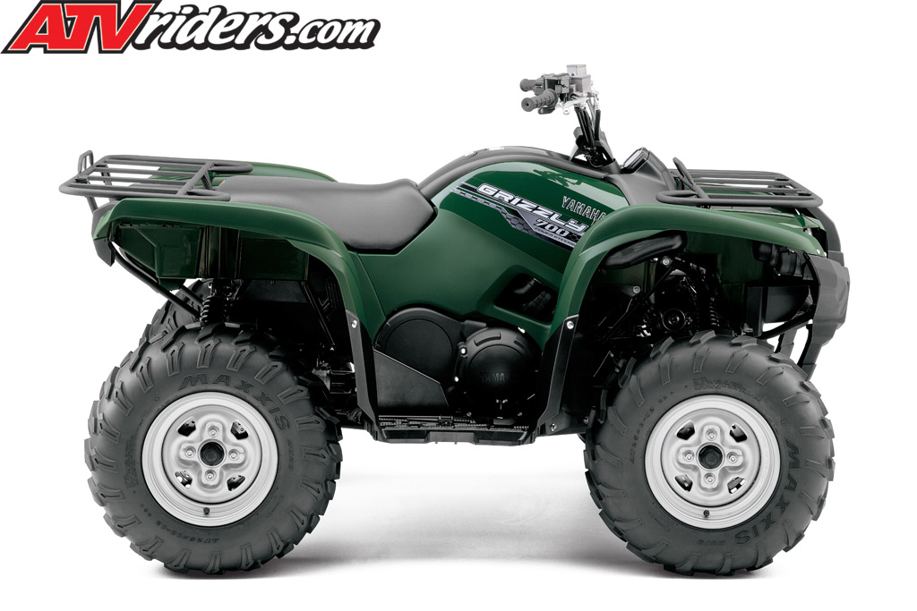 Wolverine 450 Atv 4x4 2011 Grizzly 700 Pictures to pin on Pinterest