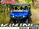 2014 Yamaha Viking 700 EPS SxS Test Drive Review