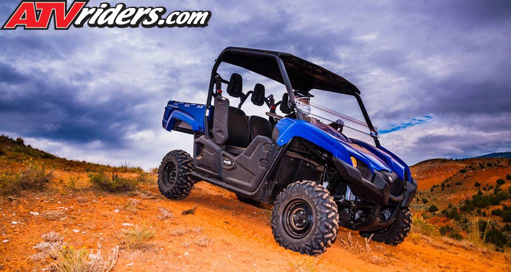 2014 yamaha viking 700 eps sxs test drive review for Yamaha 700 viking