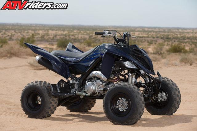 2014 Yamaha YFZ450R & Raptor 700R SE Glamis Dunes Ride