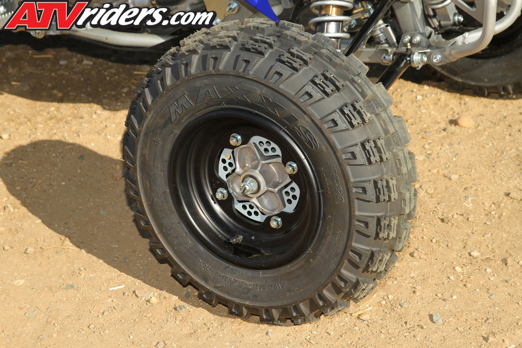 2014 yamaha yfz450r test ride review