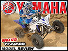 2014 Yamaha YFZ450R Test Drive Review