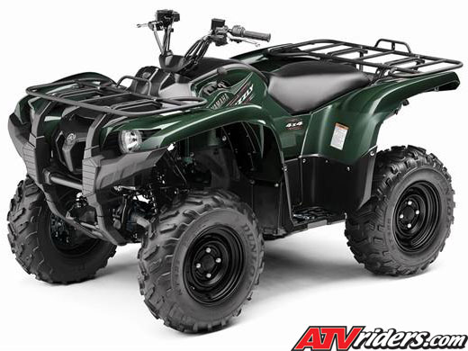 yamaha recalls grizzly 500 700 atvs due to crash hazard