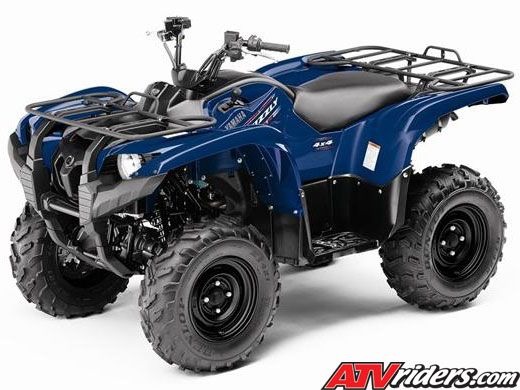 quad yamaha 500.grizzly