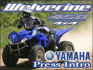 2006 Wolverine 450 4x4 On-Command Sport Utility ATV Review