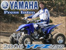 2006 Yamaha YFZ450 Sport ATV Review