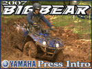 2007 Yamaha Big Bear 400 IRS 4x4 Utility ATV Review