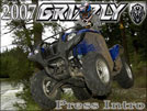 2007 Yamaha Grizzly 700 Fuel Injection 4x4 Utility ATV Review