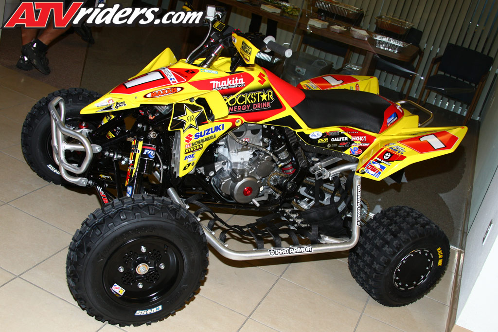 Suzuki Ltr  Custom Graphics