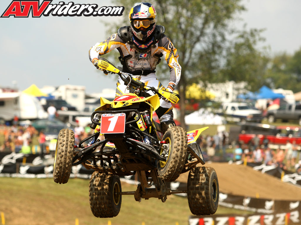 dustin wimmer interview ama pro atv motocross champion