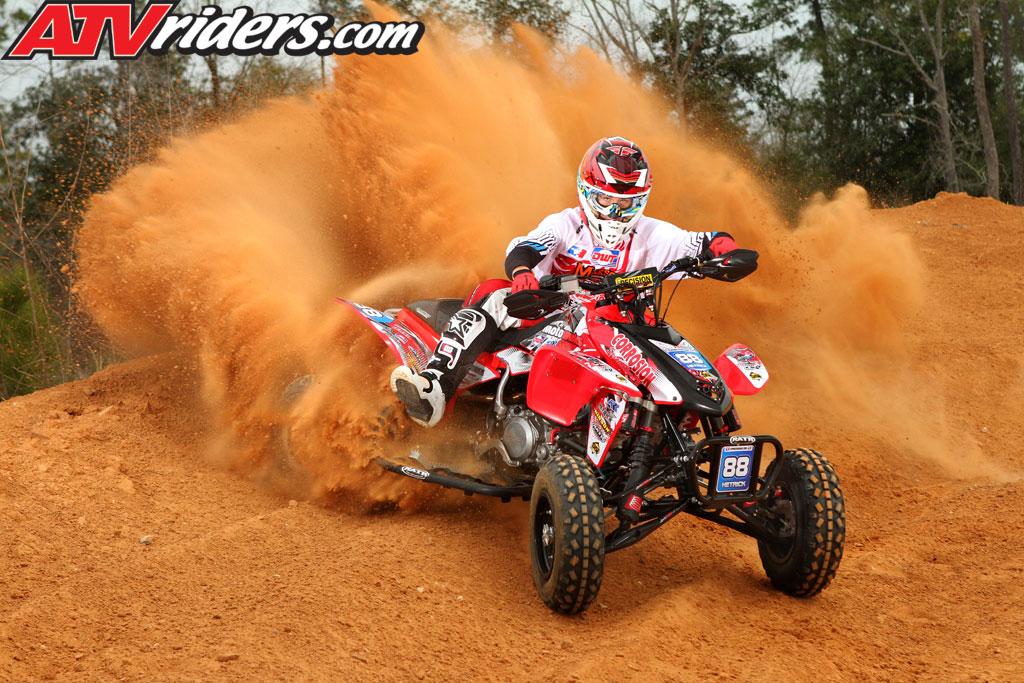Joel Hetrick Prepares For 2013 Ama Atv Motocross Season