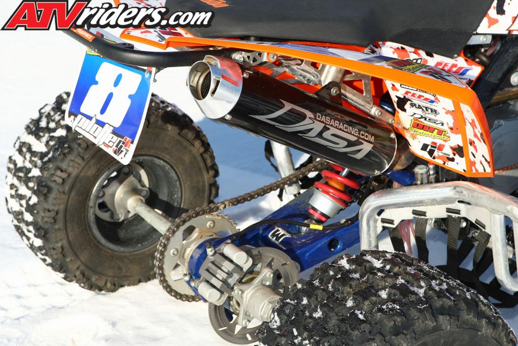 Michael Pilotte Interview: 2010 New England ATV MX Racing ...
