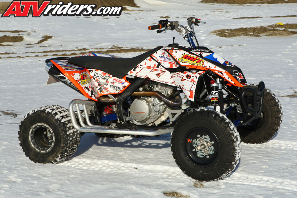 michael pilotte interview 2010 new england atv mx racing drt ktm 450sx atv. Black Bedroom Furniture Sets. Home Design Ideas
