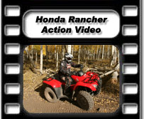 Honda Rancher ATV  Video